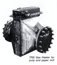 TRS Gas Heater