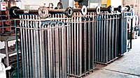 Transition / Duct Helical Heat Exchangers